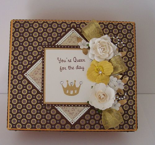 Happy Birthday Your Majesty Gift Box A