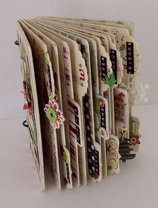 Christmas 2009 Gift Register B