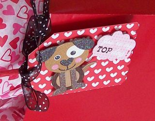 Valentine Gift Bag Tag 5