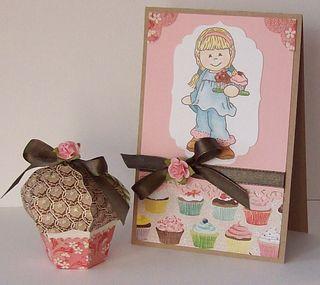 Bildy Cupcake Set