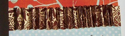 March 2010 DT Challenge-Fabulous Fall Sparkly Detail